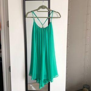 ASOS flow dress